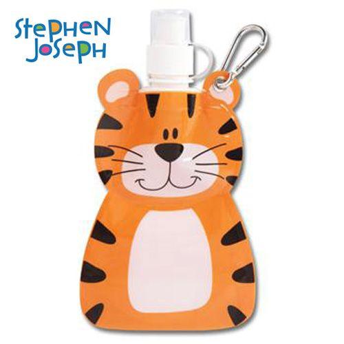 STEPHEN JOSEPH dětská plastová lahvička Tygřík