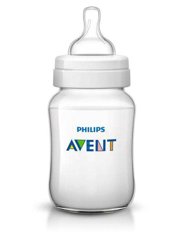 Kojenecká láhev Avent Classic+ 260 ml