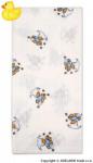 LIBŠTÁT  Tetrová bavlněná plenka 70x70 - Kašpárek modrý - 1ks