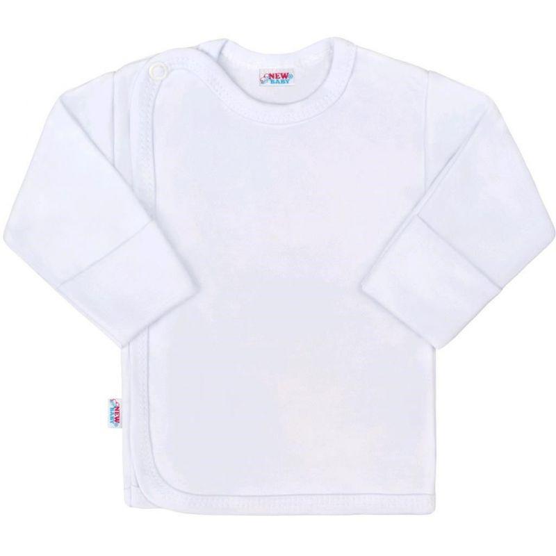 Kojenecká košilka New Baby Classic II bílá vel.68