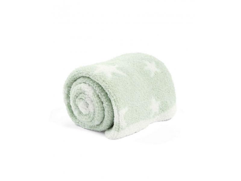 Mamas & Papas Pletená deka žinylka zelená