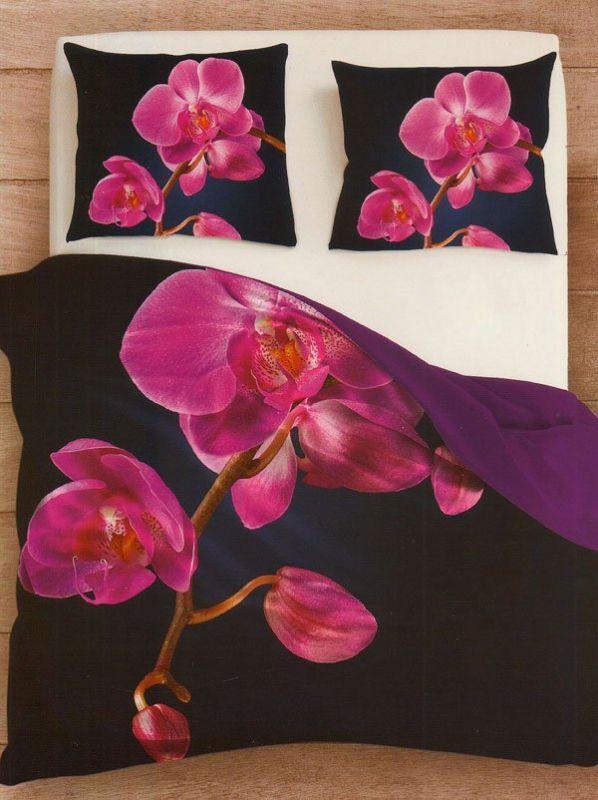 Faro Orchidej růžové 140 x 200, 2x 70 x 80 cm zip