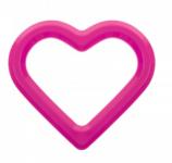 Vodní kousátko Srdce - růžové