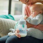 Kojenecká láhev Avent Anti-colic s ventilem AirFree 260 ml Avent Natural