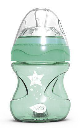 Lahvička Mimic Cool 150ml, Green Nuvita