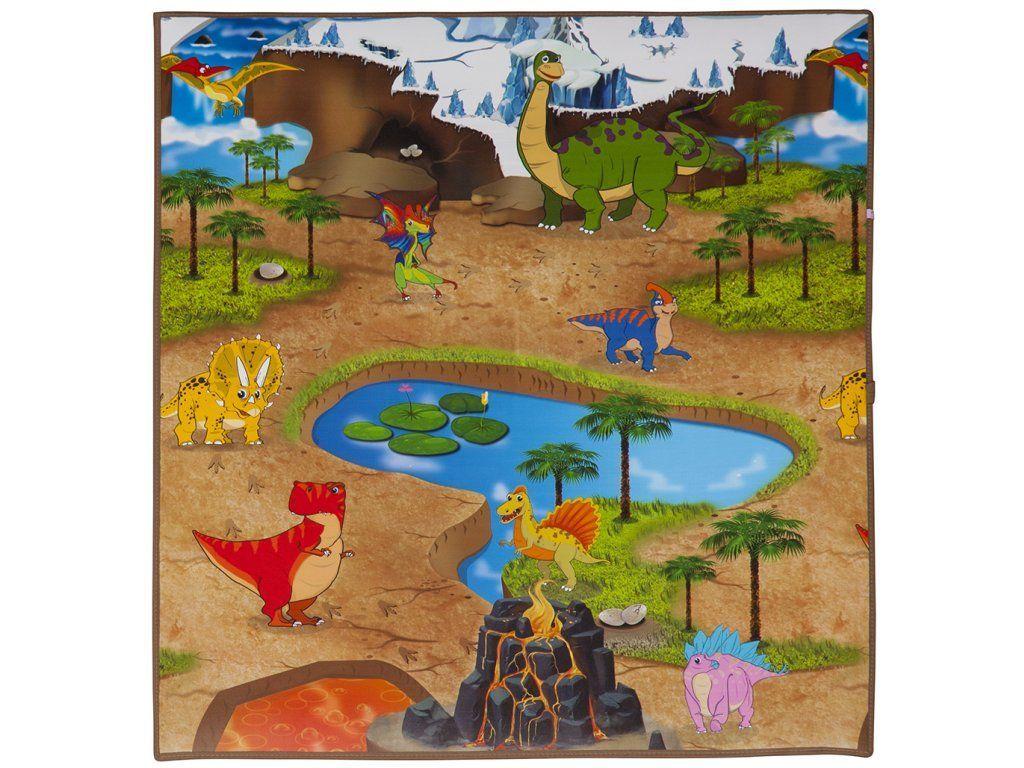 Scarlett dětský pěnový kobereček DinoLand