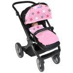 Dooky Design clona Baby Pink / Pink Stars