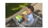 Cart Tunes-Jungle Jam-chránič nákupního koše Infantino