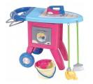 Čistící stanice s elektronickým praním a vodou B-toys