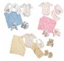 Playshoes-Dárkové balení pro miminka béžové