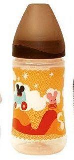SUAVINEX láhev oranžová 360 ml