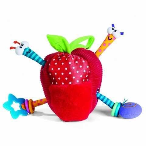 Manhattan Toys - Legrační jablíčko