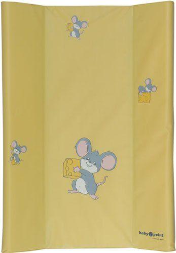 Měkká podložka s myškou Babypoint