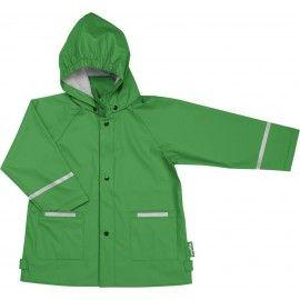 Pláštěnka / bunda zelená - vel.104 Playshoes