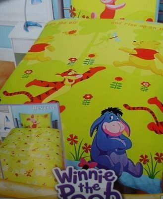 Dětské povlečení Winnie the Pooh