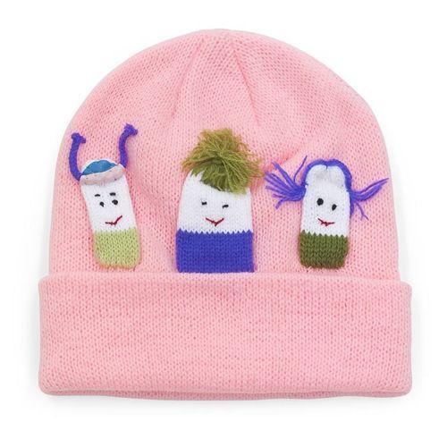 Kidorable pletená čepice Girls 3-6 let