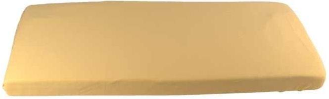 Prostěradlo flanel 90 x 41 cm sv.žluté Kaarsgaren