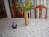 Velký ubrus s levandulí MeeMee