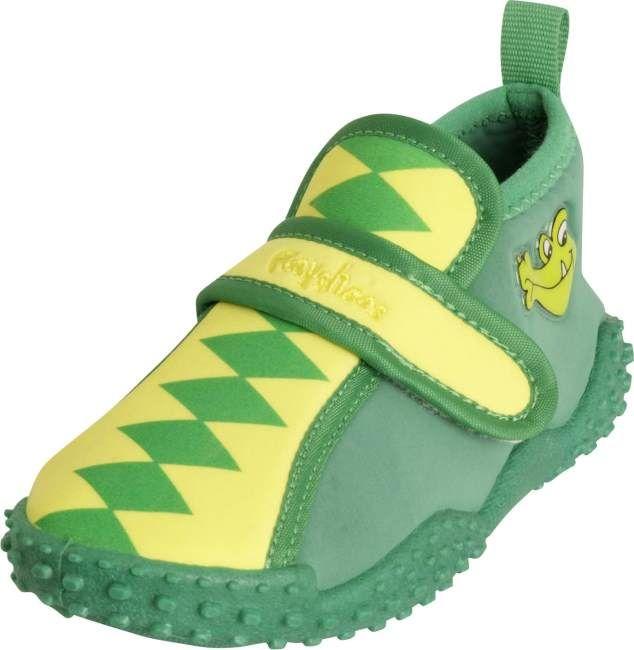 Boty do vody s UV ochranou 50+ Krokodýl - vel. 30/31 Playshoes