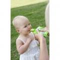 Cherub Baby Obaly na dětské přesnídávky 10 ks + lžička zdarma