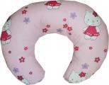 Kojící polštář velký - růžový Hello Kitty