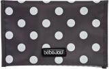 Pouzdro na plenku Bébé-Jou Grey Dots šedý puntík