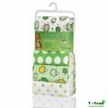 Látkové pleny, zelení ježci T-tomi