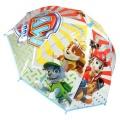 Průhledný deštník Paw Patrol