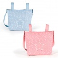 pasito a pasito® Small Changing Bag Vintage pink/starorůžová/
