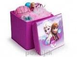 Dětský taburet s úložným prostorem Frozen