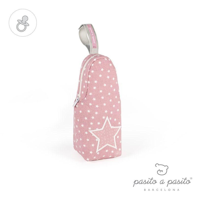 pasito a pasito® Bottle Holder Vintage pink /starorůžová/