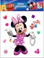 Samolepky na zeď Disney Minnie Mouse 30x30cm