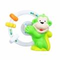 Chrastítko opice zelená
