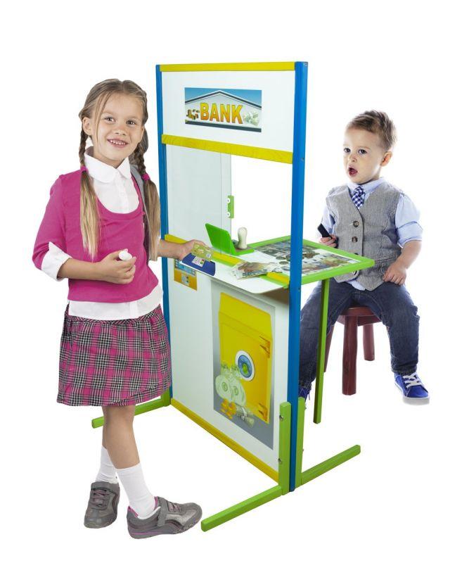 Dřevěná banka 3Toys.com
