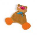 O-OOPS Easy-Doudou Friends! - Zvířecí kousátka Medvěd