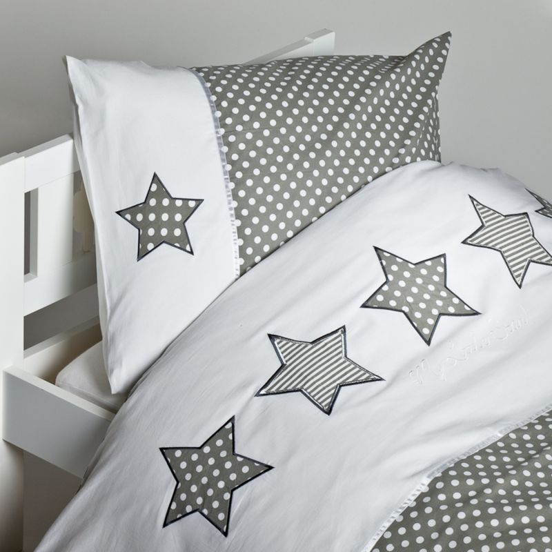 Povlečení STAR na přikrývku 100x135 a polštář 40x60 cm Haton