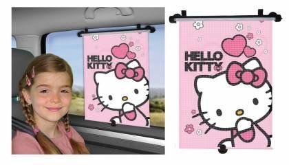 Sluneční roleta do auta Disney Hello Kitty KAUFMANN